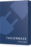 Tailorbase Medium Package